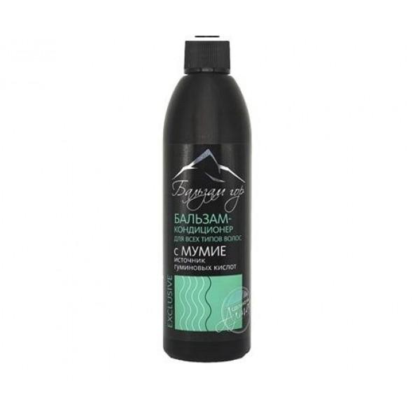 Бальзам-кондиционер для волос с мумие 300мл Фарм продукт