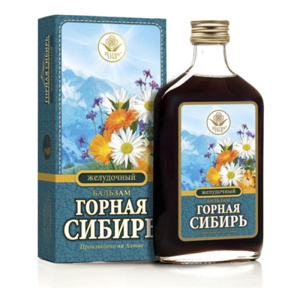 Бальзам Желудочный