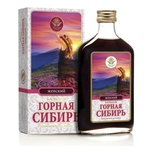 Бальзам Женский